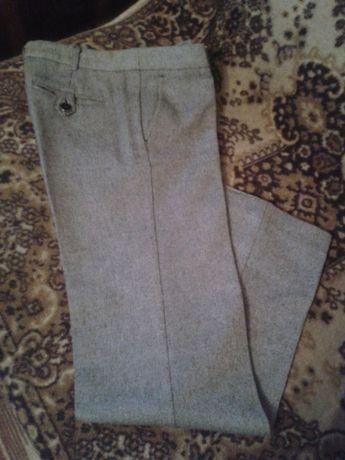 Новые!!! Брюки штаны женские теплые бренд Манго (MNG)! Размер 38!