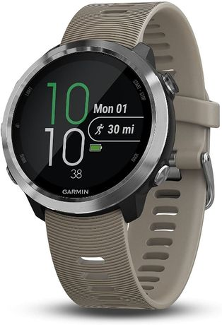 Garmin Forerunner 645 With Sandstone Colored Band (010-01863-11)
