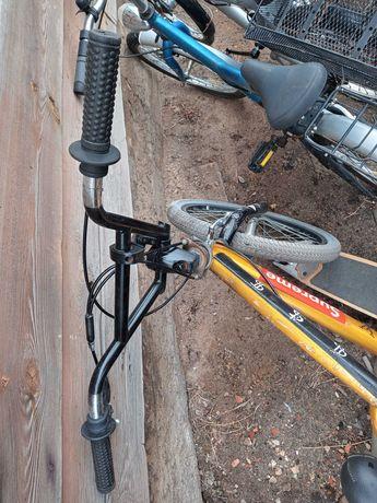 Rower BMX uzywany