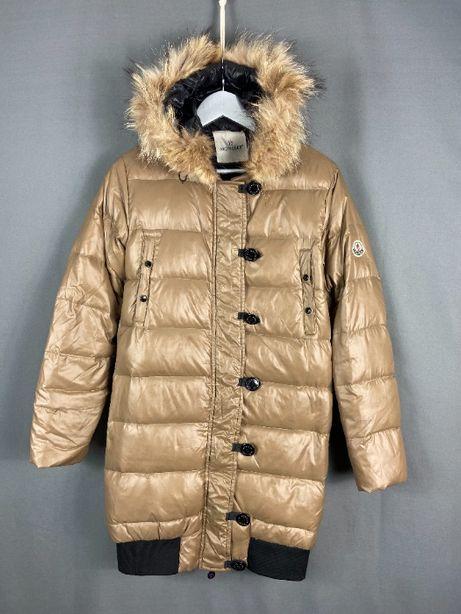 Пуховик куртка Moncler длинный