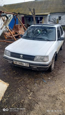 Продам Peugeot 309 1991