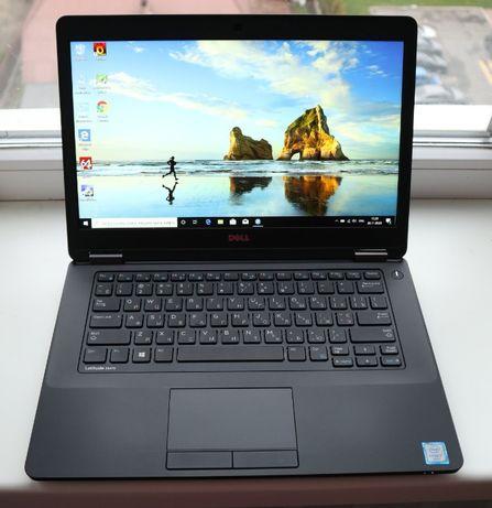 Dell Latitude 5470, FHD IPS, i7-6600u, AMD R7 2Gb, 16Gb RAM, SSD 512Gb