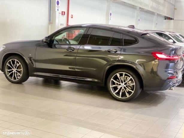 BMW X4 20 d xDrive xLine Pack M Auto