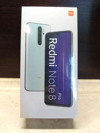 Xiaomi Redmi Note 8 PRO 6/128, NFC, Aparat 64MP, 4500mAh, And10, Nowy