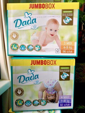 Памперсы Дада Dada 3 Jumbo box