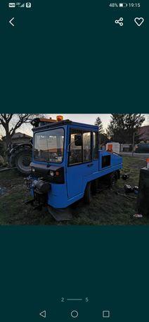 Multicar unimog Solarka pług haco still r07-20h pfau komunalny