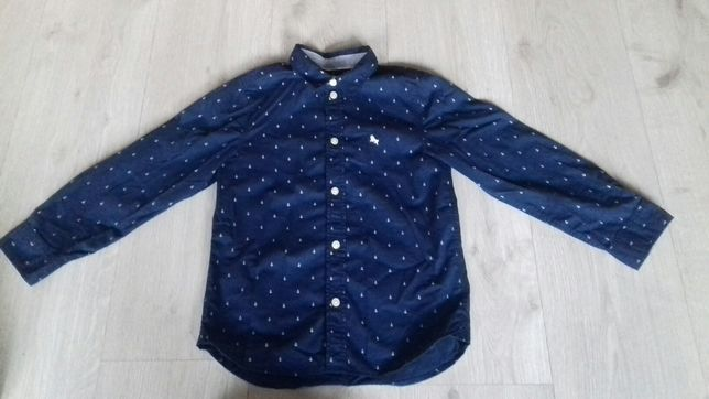 Koszula chłopięca H&M roz.122 6-7lat