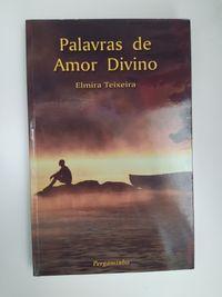 Palavras de Amor Divino / Elmira Teixeira (envio incluido)
