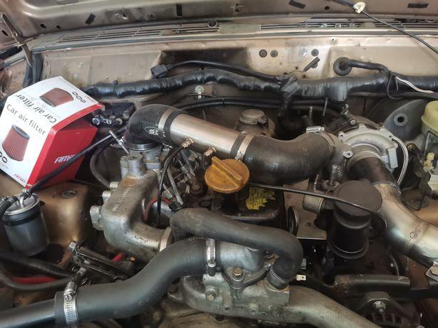 Motor td27 reconstruido
