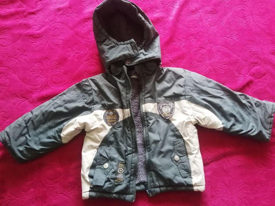 Курточка осень на мальчика 4-5 лет Каменское - изображение 1