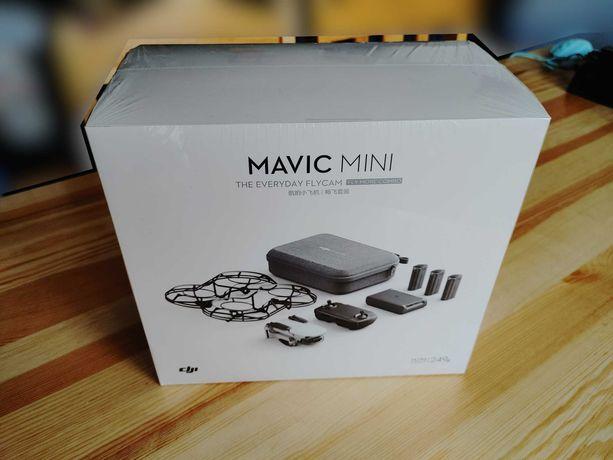 Nowy dron DJI Mavic Mini Fly More Combo