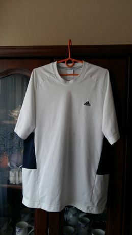 ADIDAS. Męska koszulka rozmiar XL.