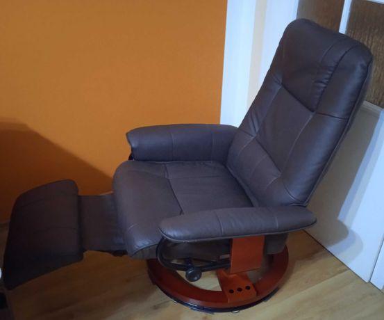 Fotel wypoczynkowy z funkcją masażu