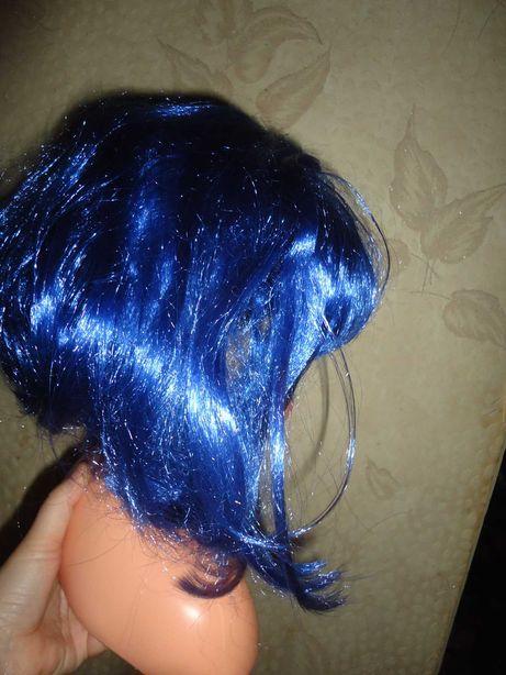 стильный парик -каре