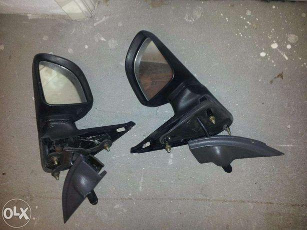 Renault Clio 1.4 ano 93. Espelhos retrovisores Manuais