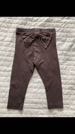 Newbie ubranka 74 80 zestaw bluza legginsy Body