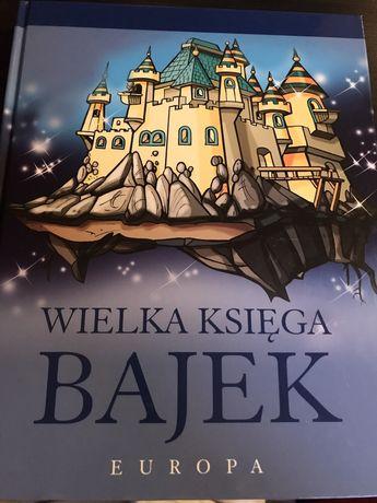 Wielka Księga Bajek EUROPA