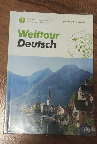Welttour Deutsch podręcznik