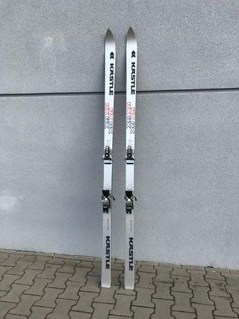 Narty biegowe KASTLE 203 cm RX NATIONAL TEAM wiązania SALOMON S727
