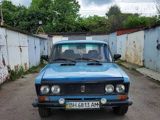 Продам ВАЗ 2106 1989 бензин седан б/у