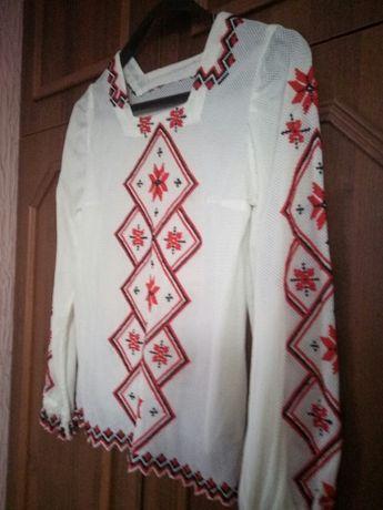 Вишиванка ручної роботи, вишита сорочка, старовинна вишивка