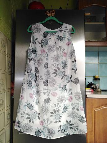 Zwiewna sukienka w kwiaty atmosphere