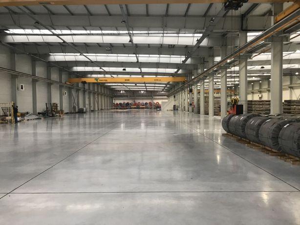 Posadzki Przemysłowe, Posadzki betonowe FLOORBET beton polerowany