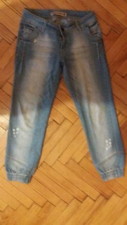 джинсы бойфренды размер M наш 44