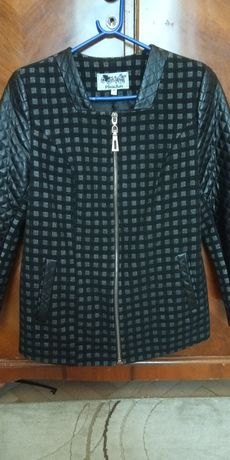 Куртка- полу-пальто 48размер