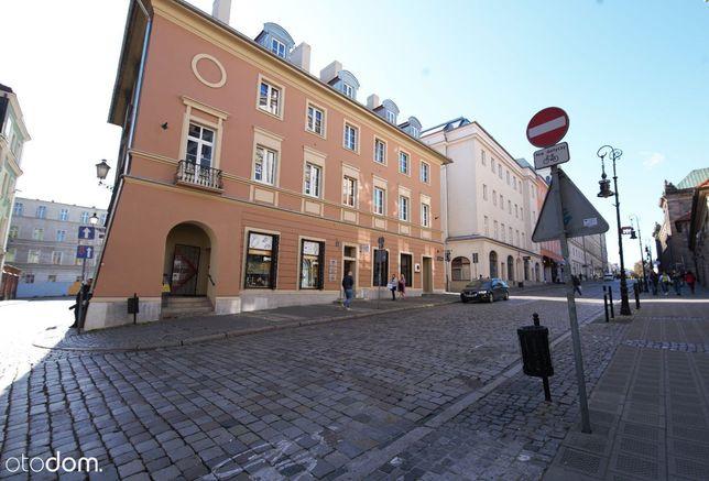 Apartament Centrum Stary Rynek - dwa pokoje.