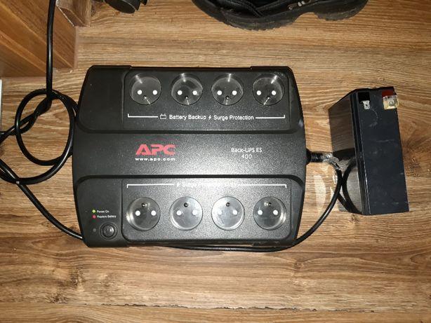 Zasilacz awaryjny APC Back-UPS ES 400