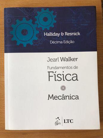 Fundamentos de Fisica Livro 1: Mecanica Classica