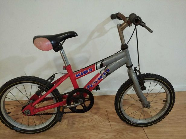 Bicicleta de criança