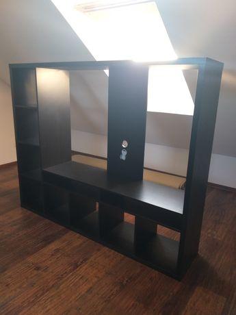 Ikea Regał  szafka pod tv półka stojąca 146,5x182