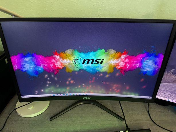 Новий! Монитор MSI OPTIX G24C Led gaming monitor 144Hz, геймерський