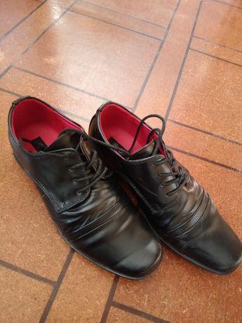 Buty na komunię 36