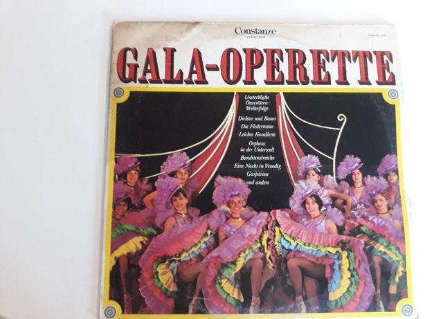 Płyty winylowe: Gala Operette, Super 20 International