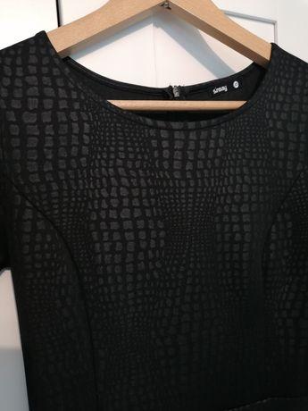 Czarna sukienka sinsay S / M