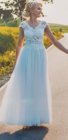 Suknia ślubna Hadassa boho