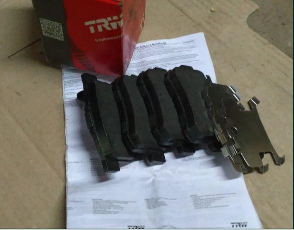 Колодки тормозные задние TRW(Lucas) Suzuki,FIAT,Honda