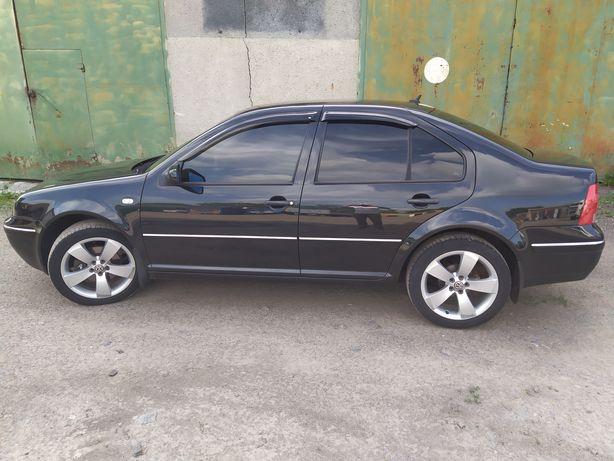 Volkswagen Bora 2.0 газ/бенз