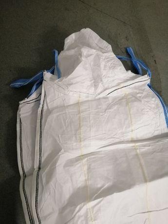 BIG BAG stabilizacja kształtu 145 cm lej/lej ! HURT
