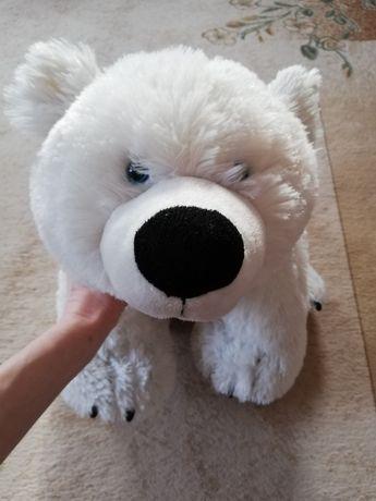 Игрушка мягкая медведь белый