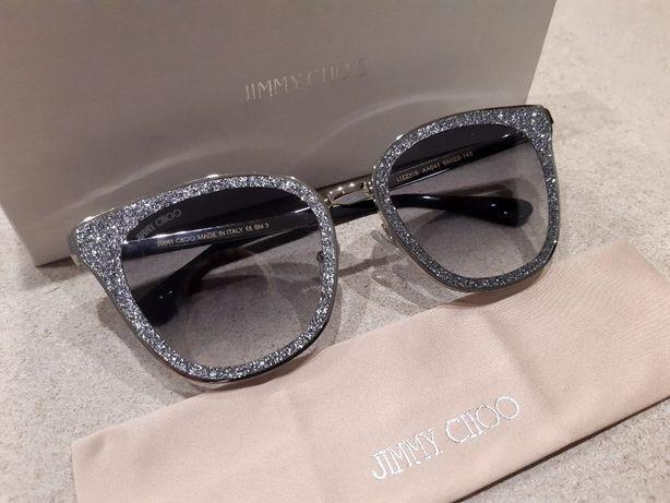 Очки солнцезащитные от Jimmy Choo! Оригинал!