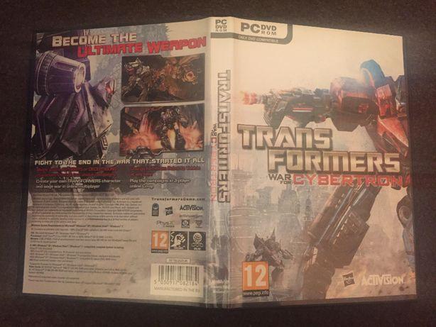 Sprzedam grę na PC Transformers: War for Cybertron - unikat