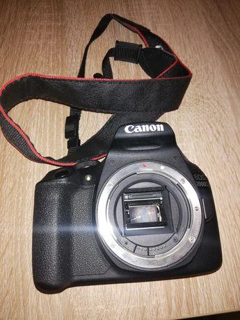Canon EOS2000D  jak nowy