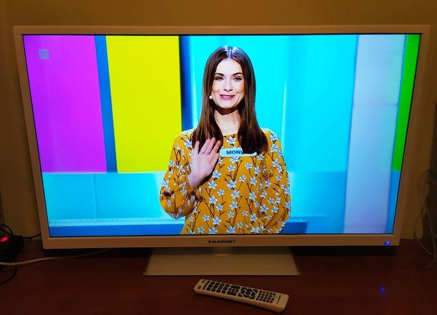 Telewizor LED BLAUPUNKT 40 cali DVB-T Biały