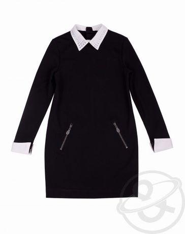 Школьное платье Gulliver 122см