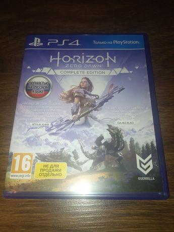 Horizon Zero Dawn complete edition для PS4