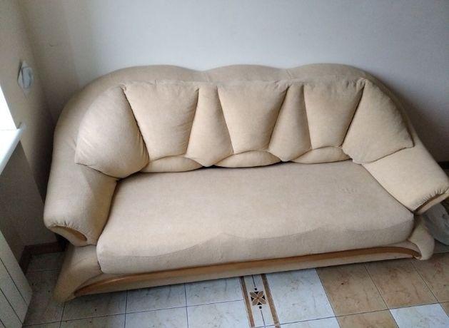 Kanapa sofa rozkładana łóżko